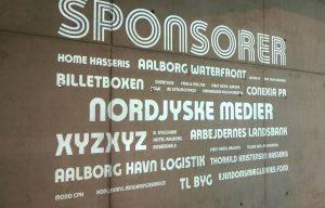 Sponsorer til Musikkens Hus