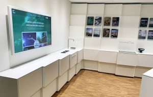 Showroom med billeder
